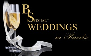 BS Weddings in Paradise Logo
